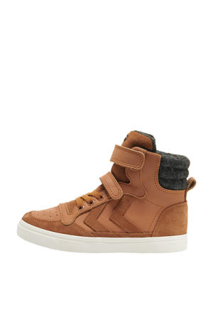Stadil Winter High  sneakers camel