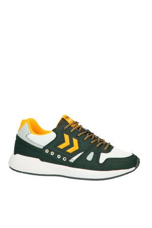 Legend Marathona  sneakers zwart/wit/geel