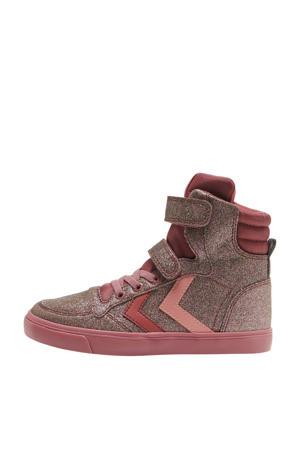 Slimmer Stadil Glitter JR  sneakers oudroze