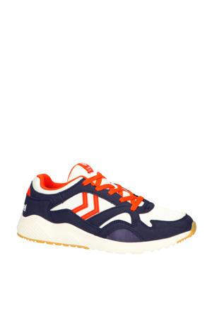 Edmonton  sneakers wit/blauw/rood