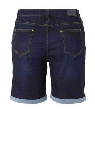 Capsule high waist slim fit jeans short