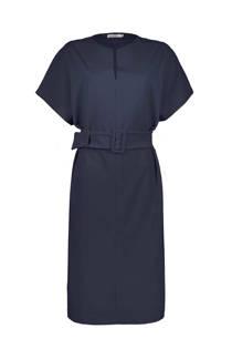 Sissy-Boy jurk met ceintuur donkerblauw