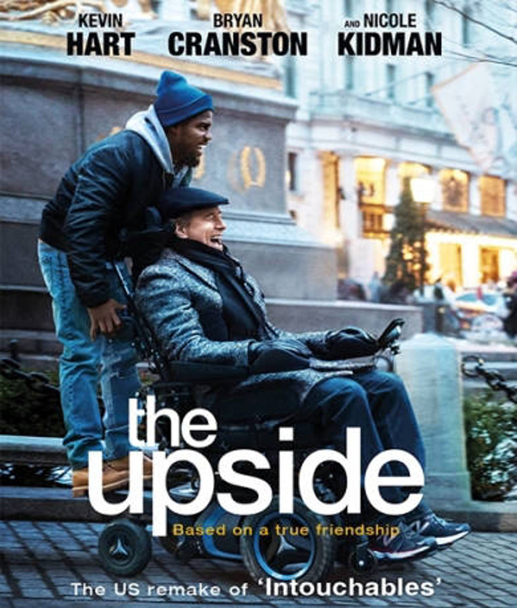 The upside (Blu-ray)