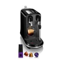 Sage CREATISTA UNO Nespresso machine, Zwart