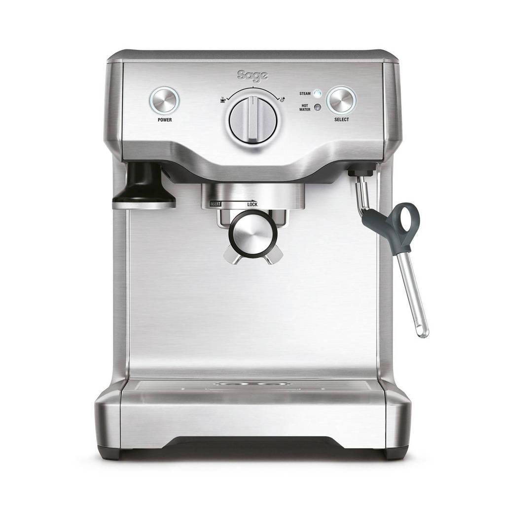 Sage DUO-TEMP PRO espressomachine, Zilver