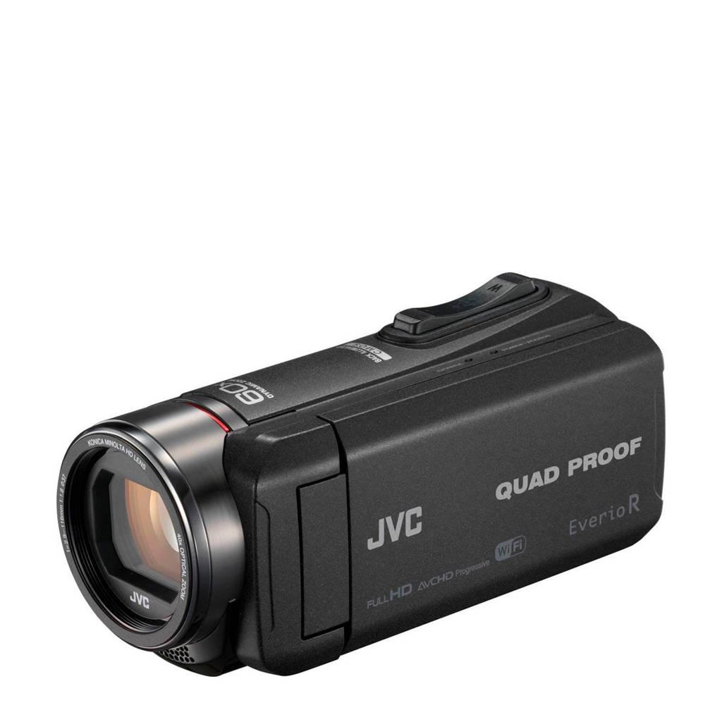 JVC GZ-RX625BEU camcorder, Zwart
