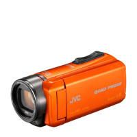 JVC  camcorder, Oranje