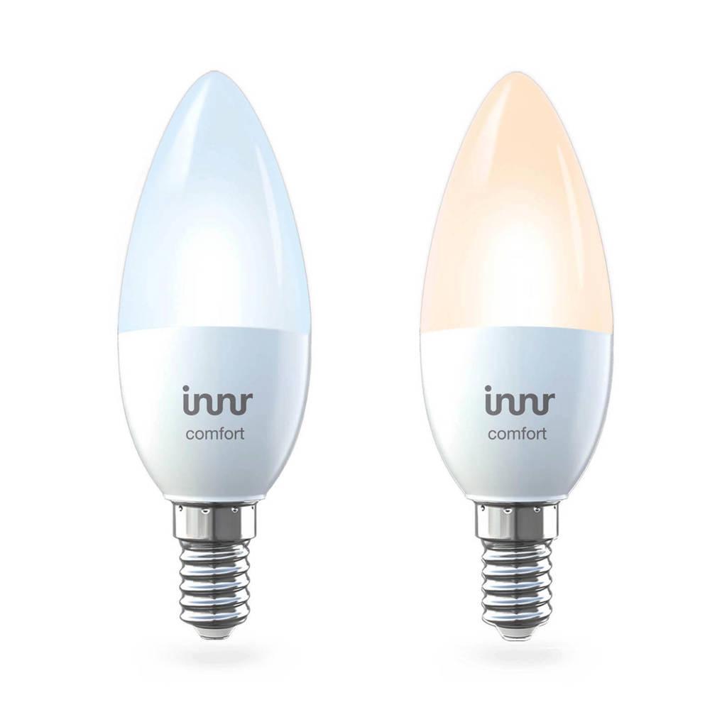 innr LED kaarslamp, Wit