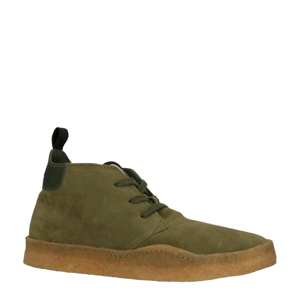 Diesel   H-Clever Par desert boots kaki, Kaki