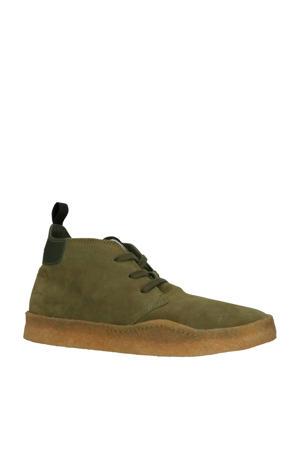H-Clever Par desert boots kaki