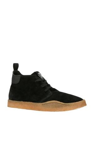 H-Clever Par desert boots zwart