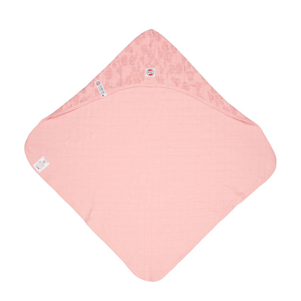 Lodger badcape Bubbler Solid roze, Roze