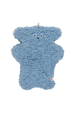 knuffel Fuzzy Sherpa Scandinavian blauw knuffel 28 cm