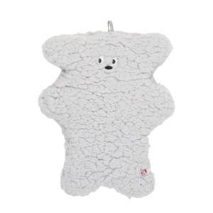 knuffel Fuzzy Sherpa Scandinavian grijs knuffel 28 cm