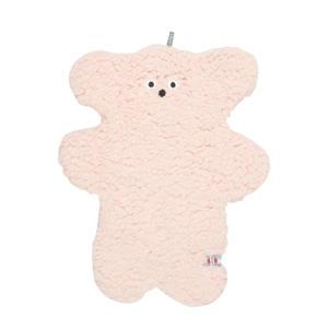 knuffel Fuzzy Sherpa Scandinavian roze 18 cm knuffel 18 cm