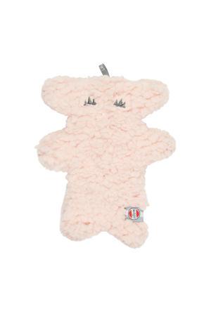 knuffel Fuzzy Sherpa Scandinavian roze 10 cm knuffel 10 cm