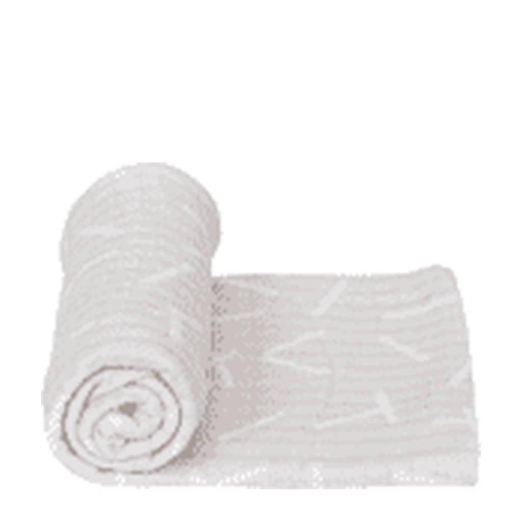 Lodger sprinkle hydrofiel doek 70x70 cm ecru, Ecru