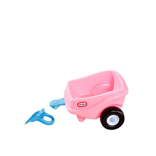 Little Tikes Aanhanger voor de Cozy Coupe Roze