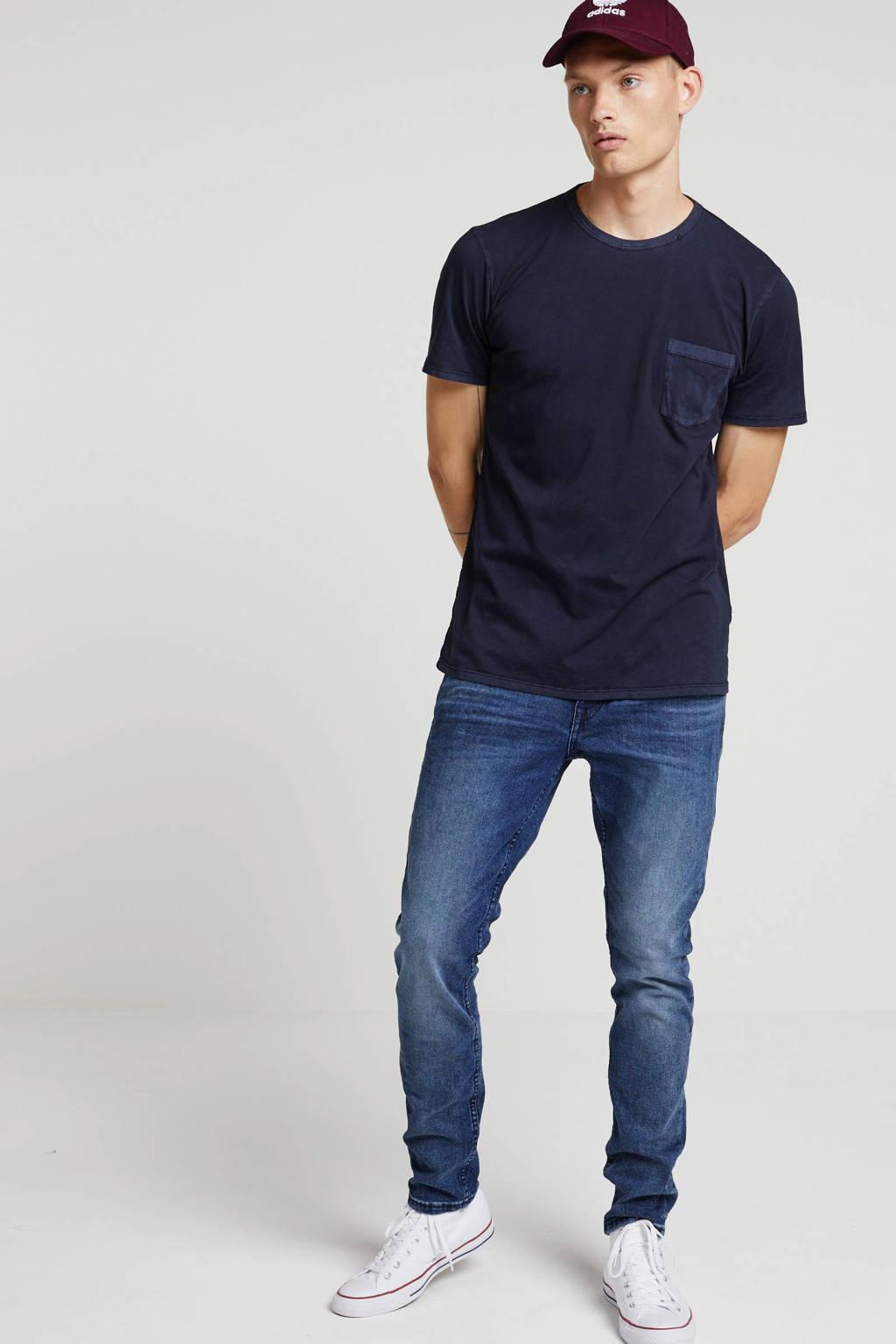 REPLAY T-shirt marine, Marine