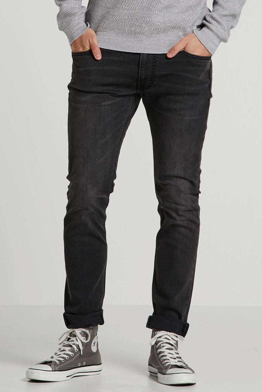 Lee slim fit jeans Luke moto grey, Izhg Moto Grey