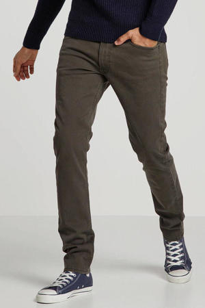 tapered fit broek Luke