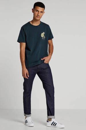 tapered fit jeans Luke fc36 rinse