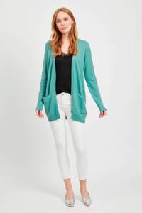 VILA vest, Turquoise