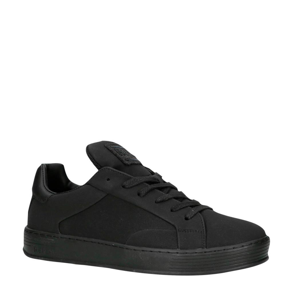 REPLAY RZ970023S  sneakers zwart, Zwart