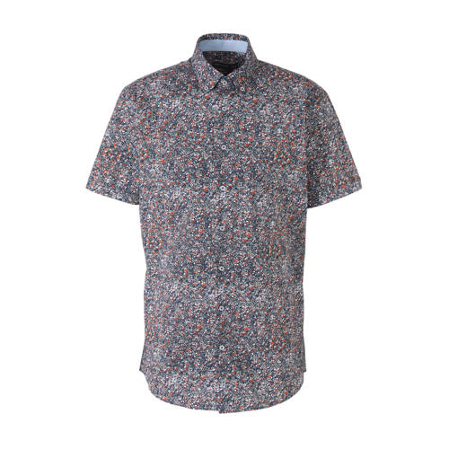 C&A Angelo Litrico slim fit overhemd met all over print