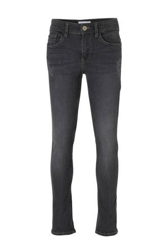 Here & There skinny jeans grijs