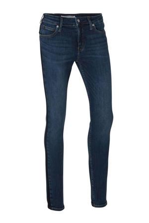 skinny jeans Taronga met zijstreep