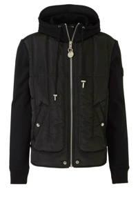 Diesel winterjas zwart, Zwart