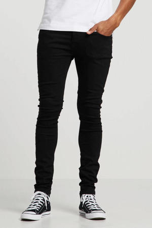 super skinny jeans Dust black