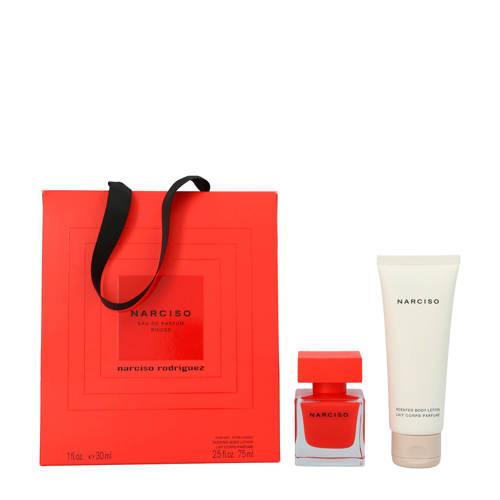 Narciso Rodriguez Rouge geschenkset