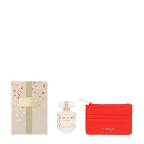 ELIE SAAB Le Parfum EdP 50ml + Mini Pouch Geurset 1 st
