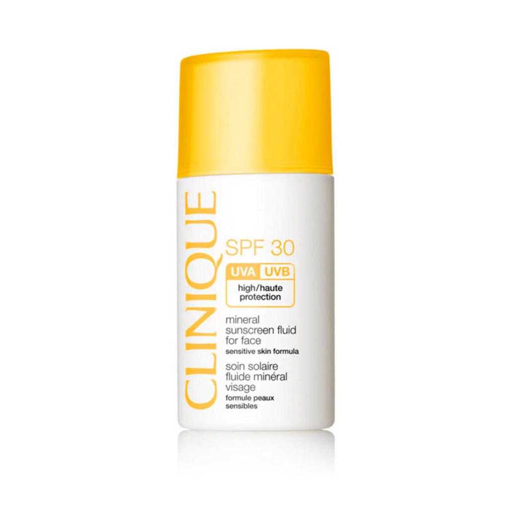Clinique Mineral Sunscreen Liquid For Face - 30 ml