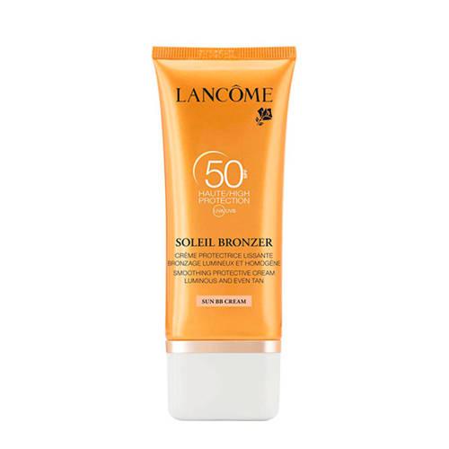 Lancôme Soleil Bronzer Smoothing Protective Cream BB 50.0 ml