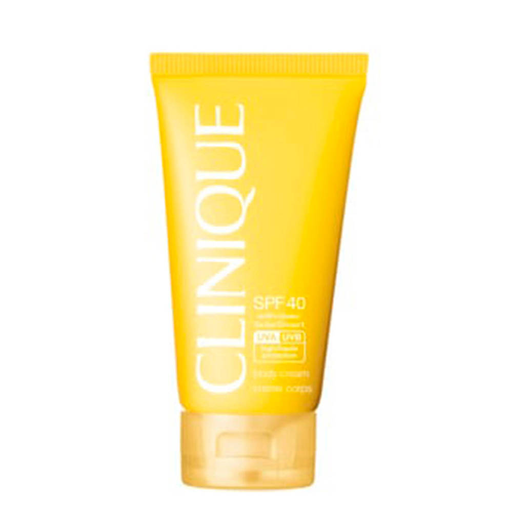 Clinique Body Cream Protection SPF    -