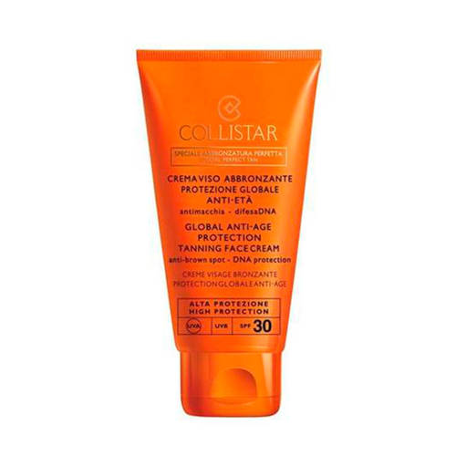 Collistar Anti-age Tanning Face Cream Factor(spf)30 50ml