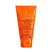 Collistar Sun Globale Anti-Age Tanning SPF30 zonnebrand - 50 ml