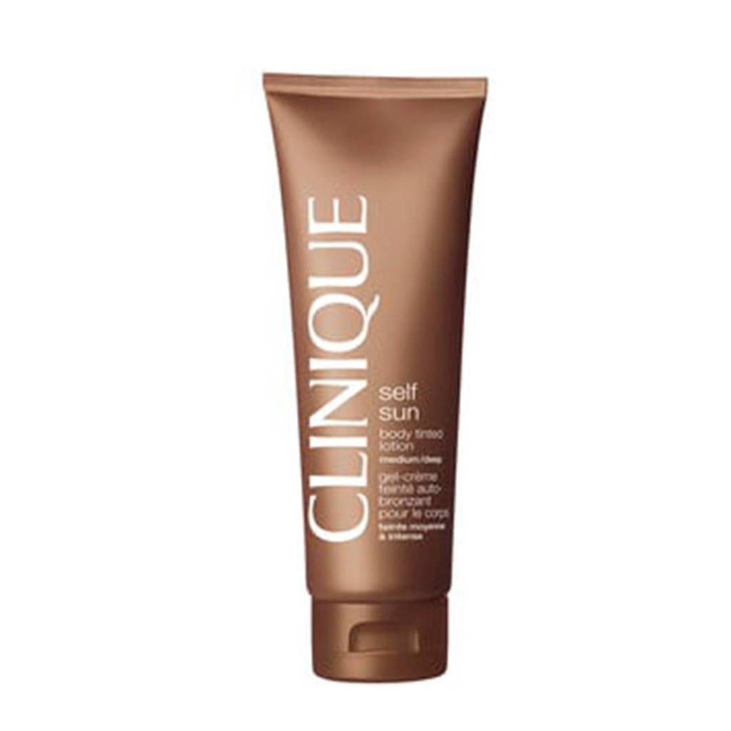 Clinique Self Sun Body Tinted Zelfbruiningslotion - 125 ml