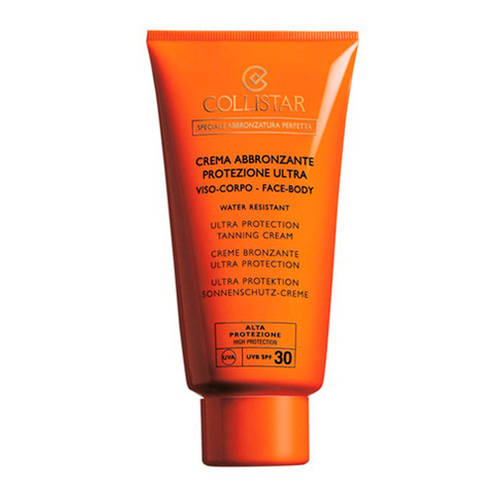 Collistar Ultra Protection Tanning Cream Factor(spf)30 150ml