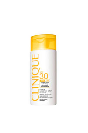 Mineral Sunscreen Lotion For Body - 125 ml