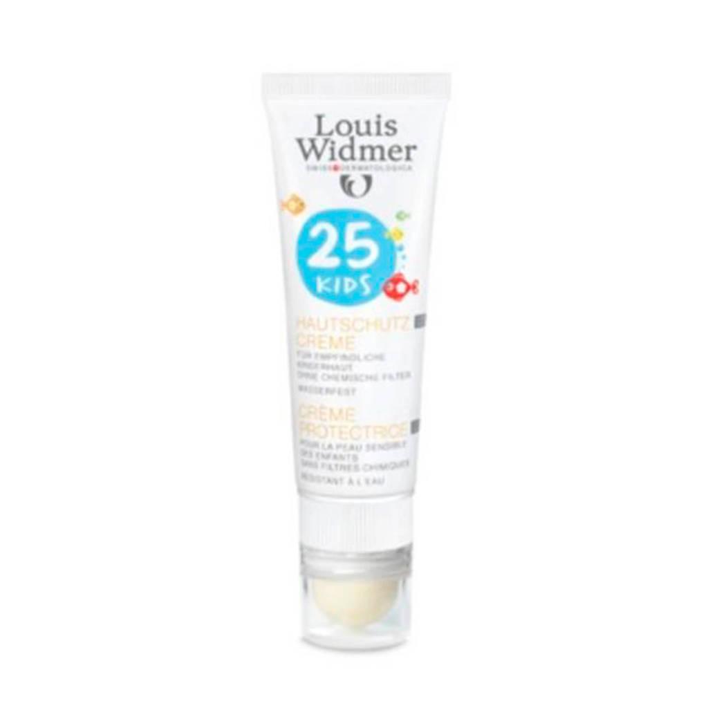 Louis Widmer Zonne Creme Kids zonnebrand - 25 ml