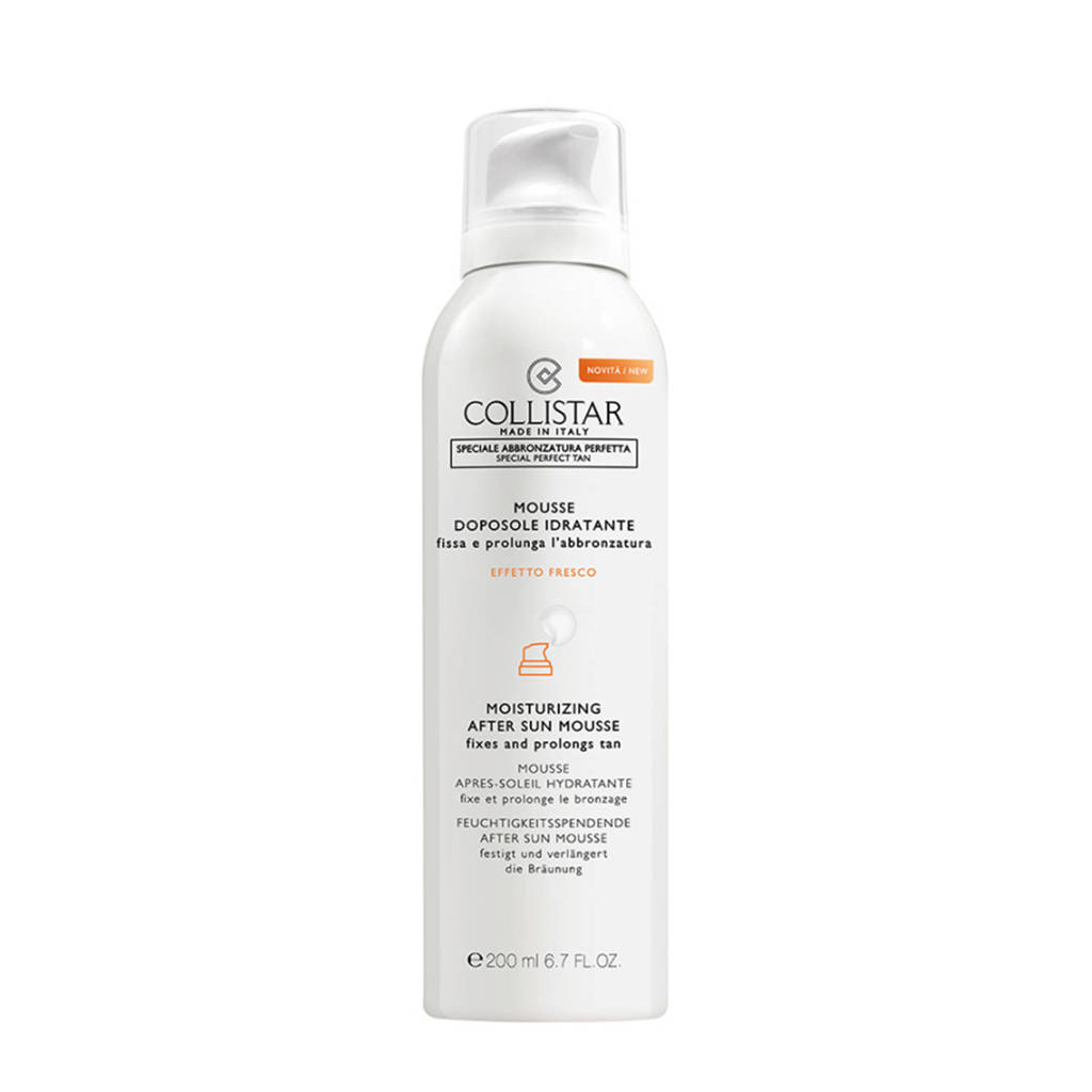 Collistar Nourishing Mousse aftersun - 200 ml
