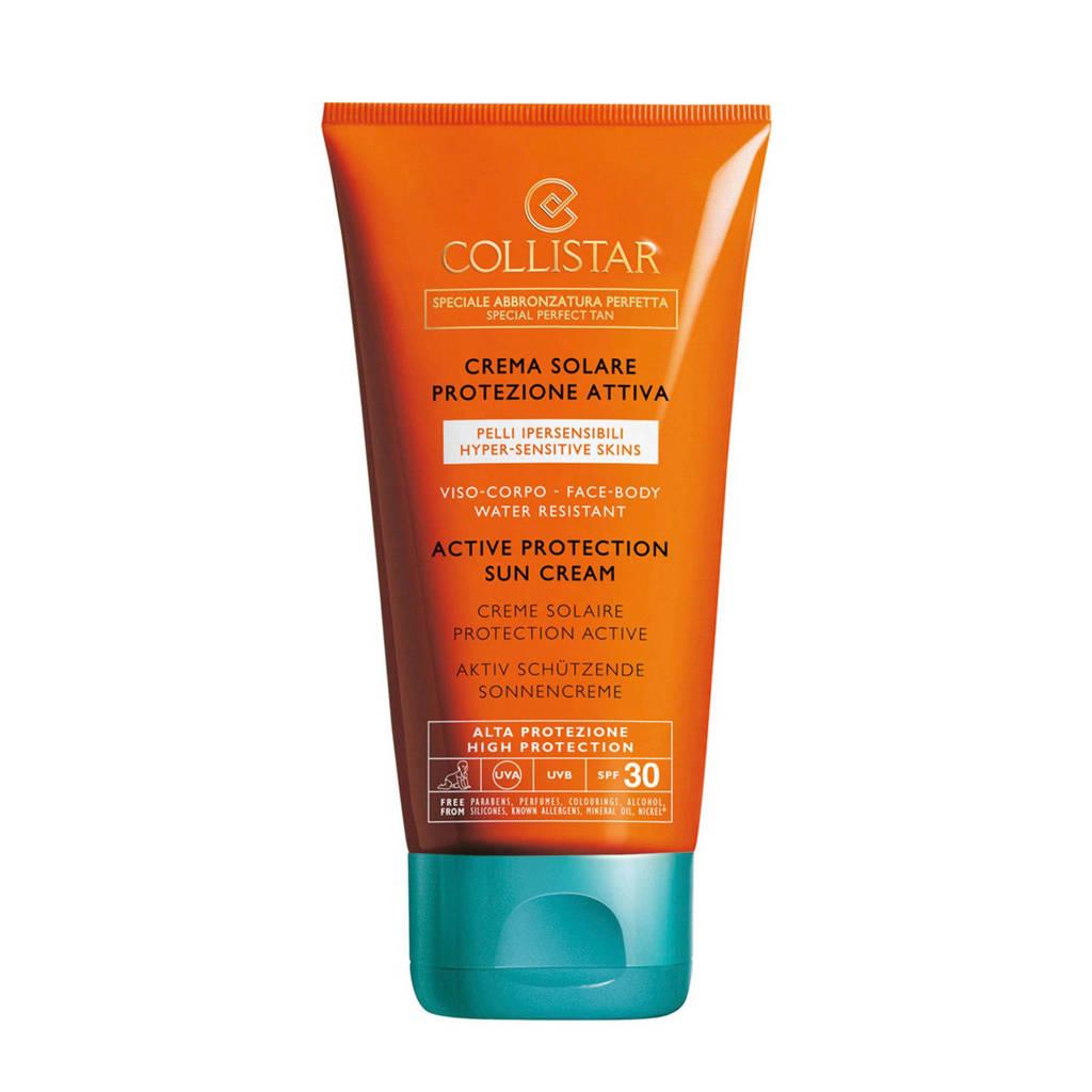 Collistar Sun Active Protection Sun Cream SPF30 zonnebrand - 50 ml