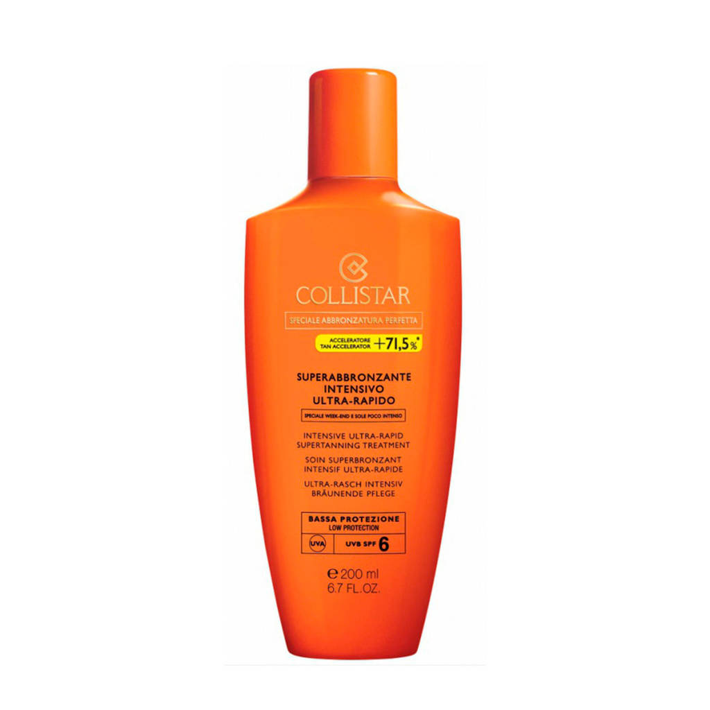 Collistar Sun Intensive Ultra Rapid Treatman SPF6 zonnebrand - 200 ml