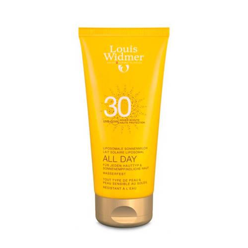 Louis Widmer Sun All Day SPF30 zonnebrand - 200 ml
