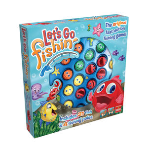 Let's Go Fishing Original kinderspel