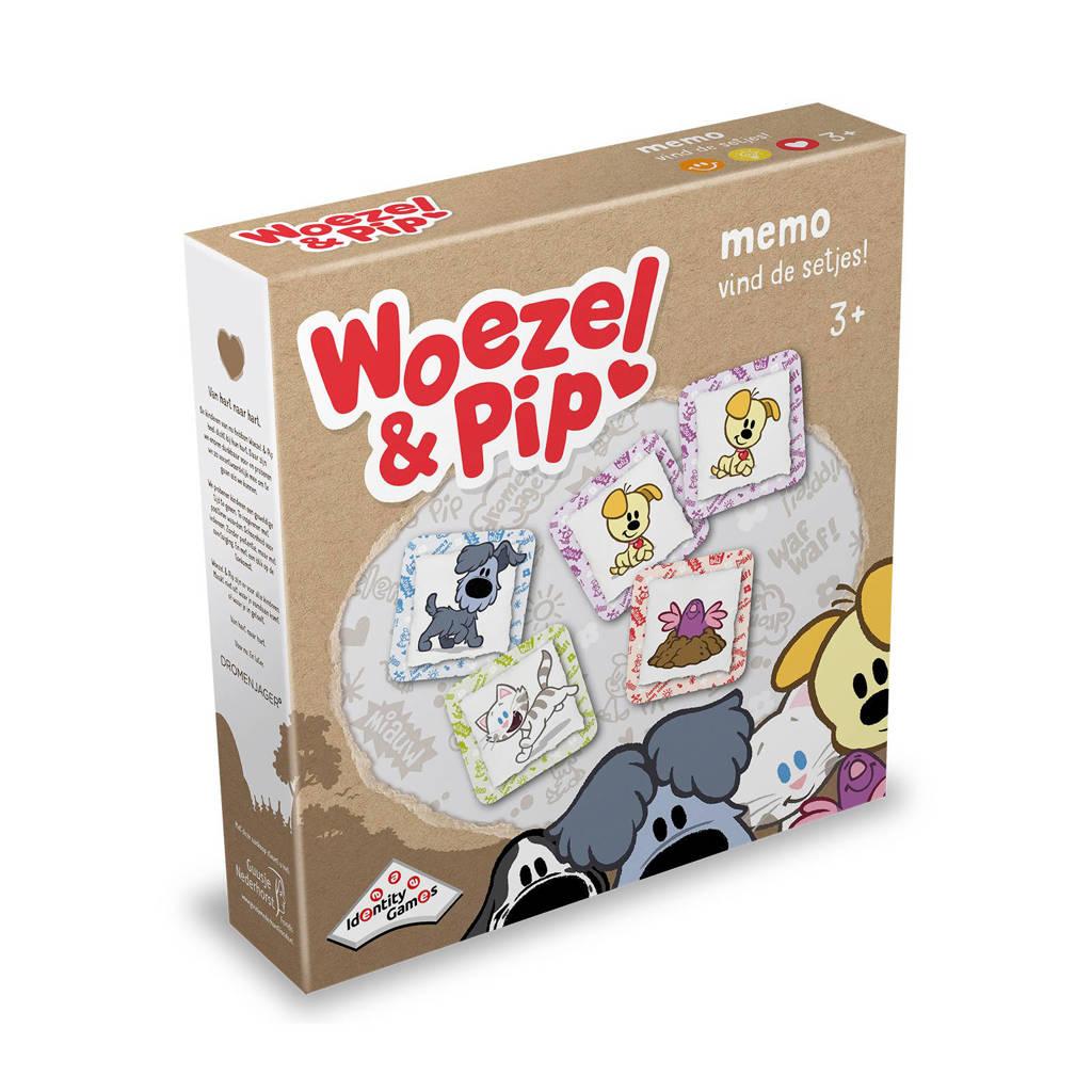 Identity Games Woezel & Pip Woezel & Pip Memory kinderspel